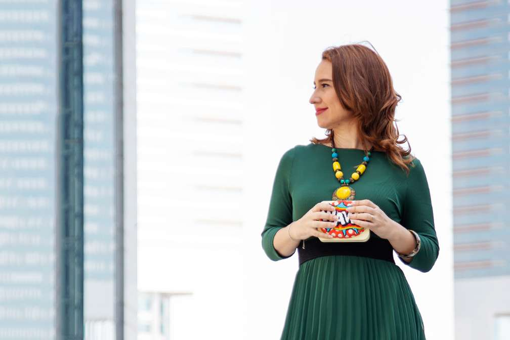 Sustainable Fashion Advocate & Entrepreneur