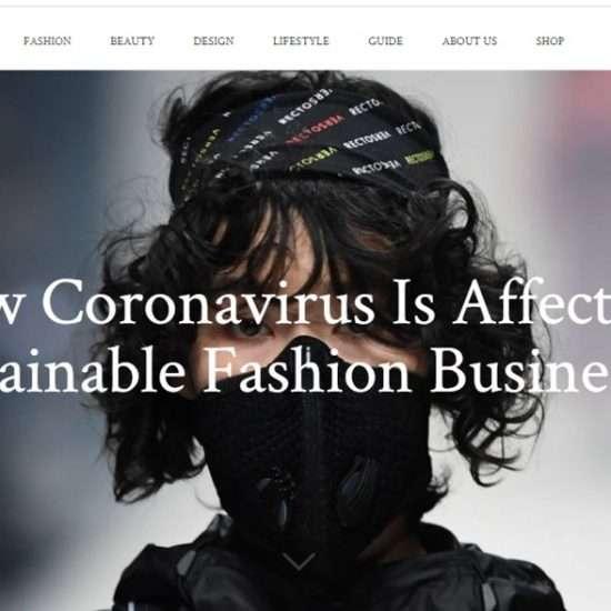 Luxiders coronavirus Araceli Gallego Author